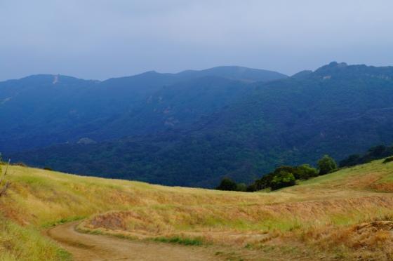 Short hike in Topanga
